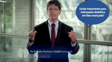 De olho nas dicas: Existe tratamento para retinopatia diabética em fase avançada?